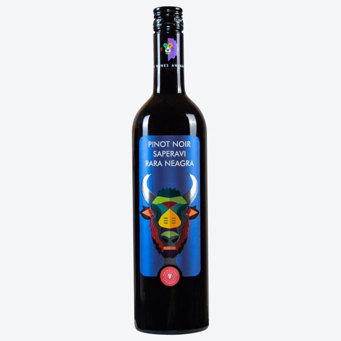 Castel Mimi AnimAliens – Pinot Noir Saperavi Rara Neagră 2018