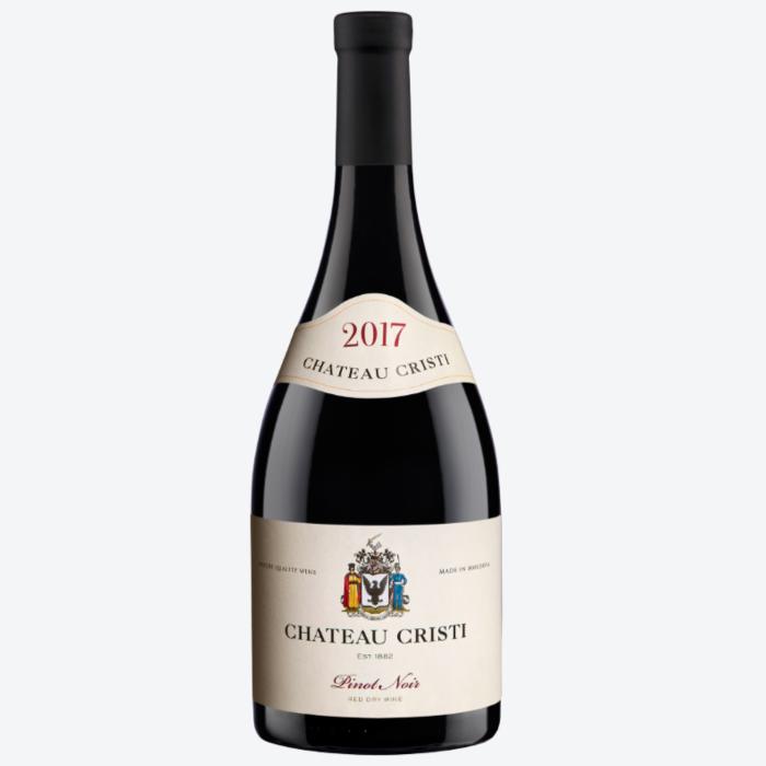 Chateau Cristi Pinot Noir 2017
