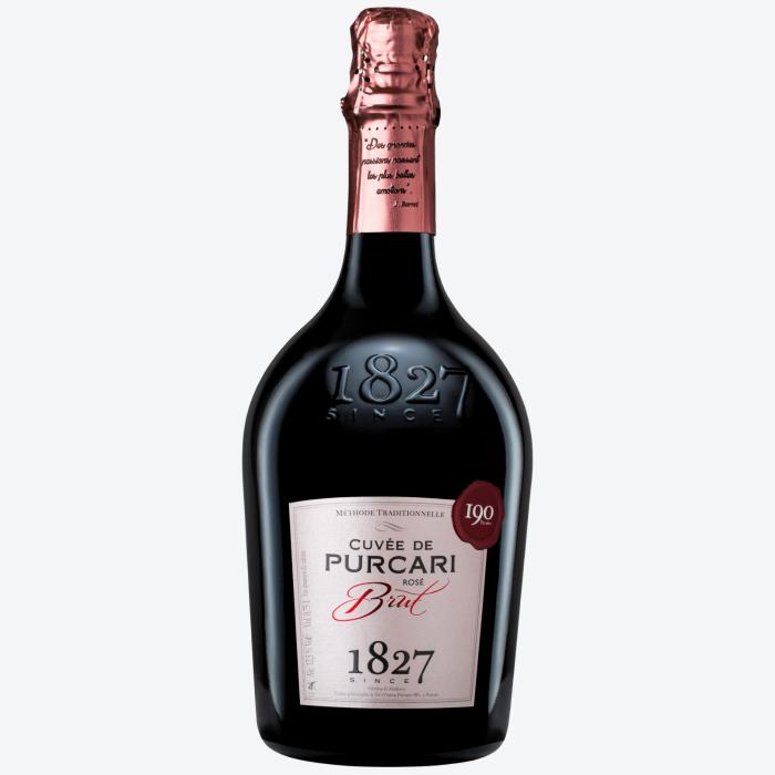 Cuvée de Purcari rose brut