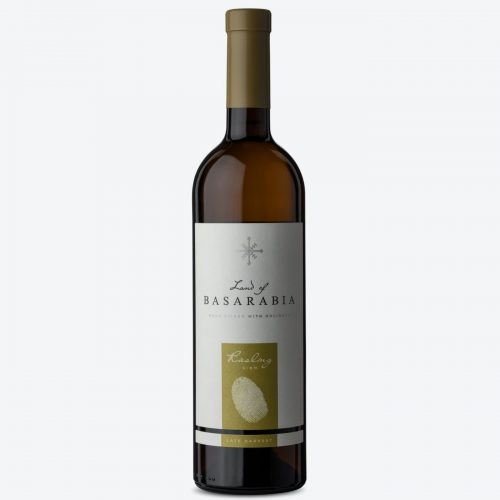 Land of Basarabia Late Harvest Sinn Riesling 2019