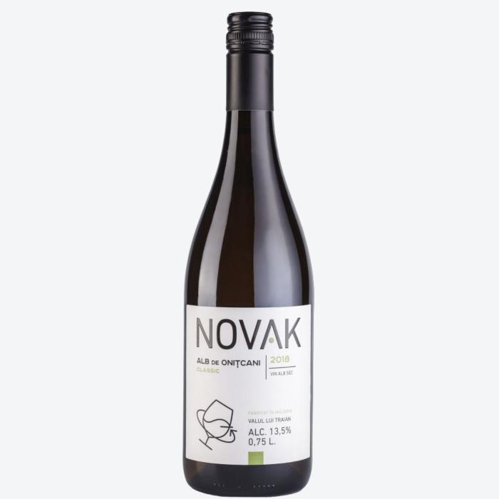 Novak Alb de Onitcani