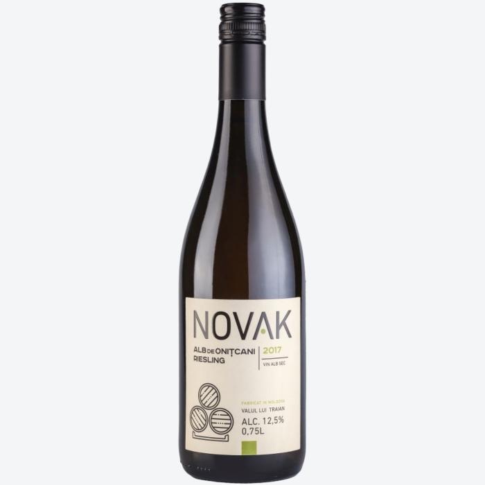 Novak Alb de Onitcani Riesling