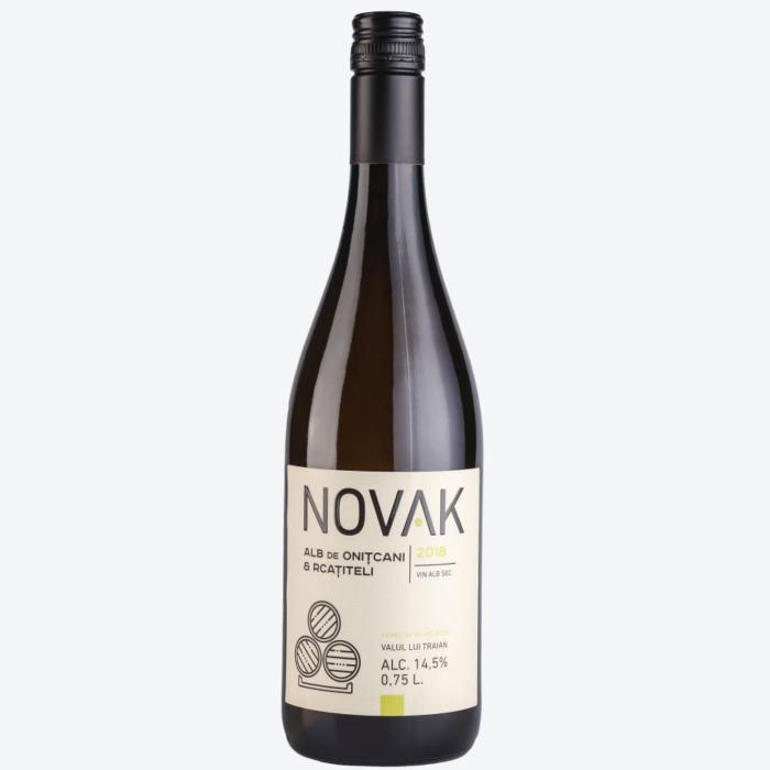 Novak Alb de Onitcani Rkatiteli