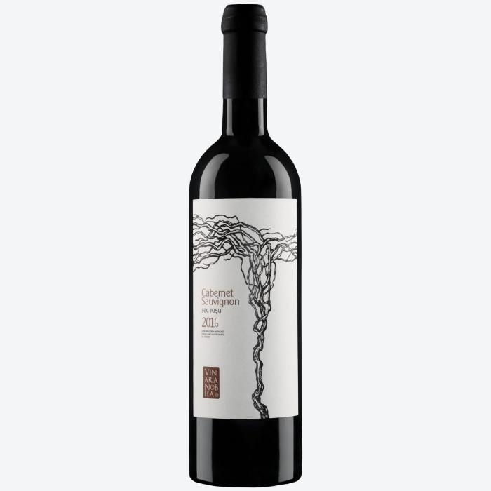 Vinăria Nobilă Cabernet Sauvignon 2016