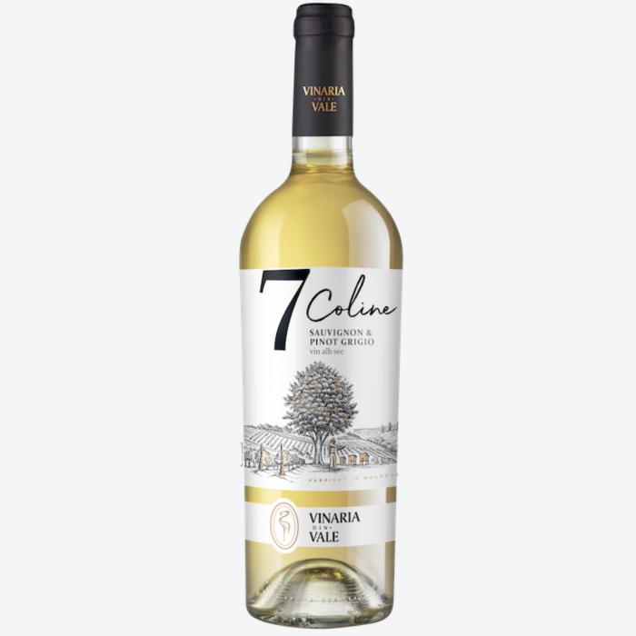 Vinaria din Vale 7 Coline Sauvignon Pinot Grigio