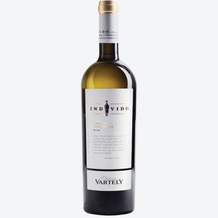 Château Vartely Individo Pinot Gris Chardonnay