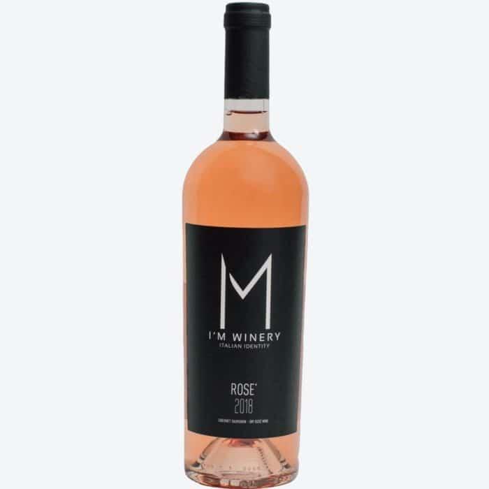 Im Winery Primul Vis Cabernet Sauvignon Rose 2018