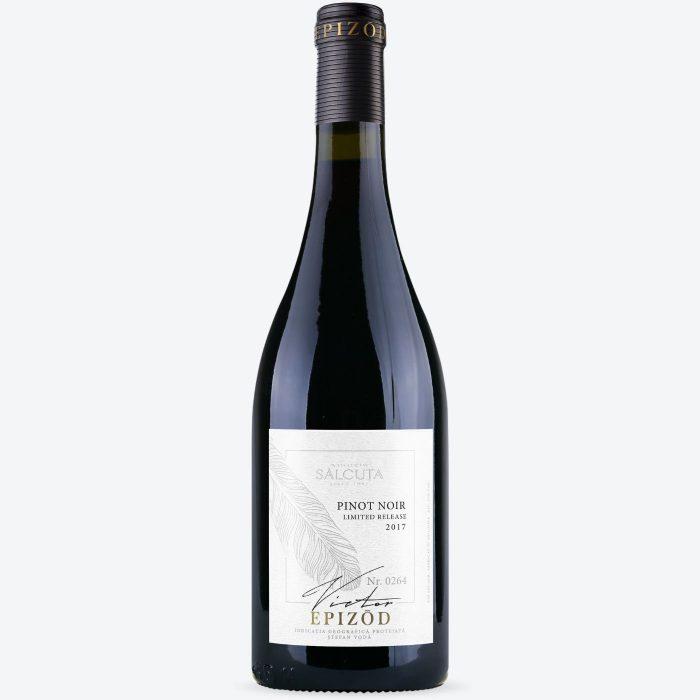 Sălcuța EPIZŌD Pinot Noir