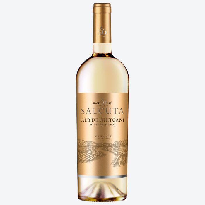 Sălcuța Winemakers Way Alb de Onițcani