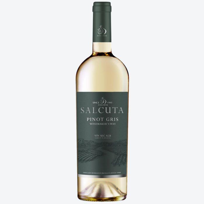 Sălcuța Winemakers Way Pinot Gris
