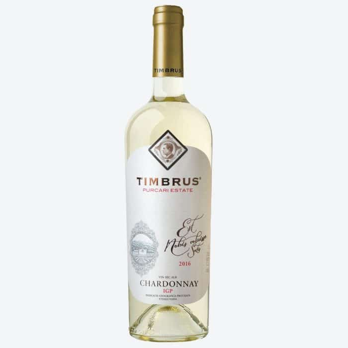Timbrus Chardonnay de Purcari