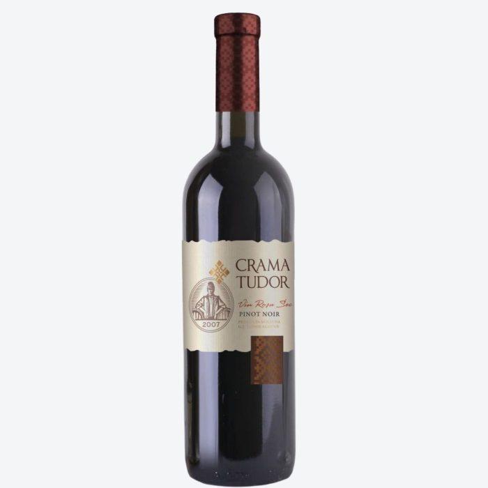 Crama Tudor Pinot Noir 2018