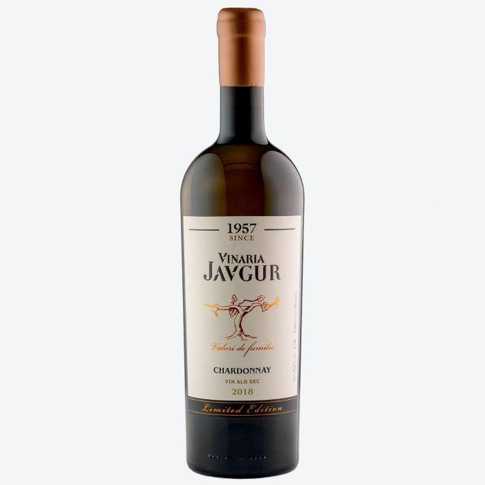 Vinaria Javgur Chardonnay 2018