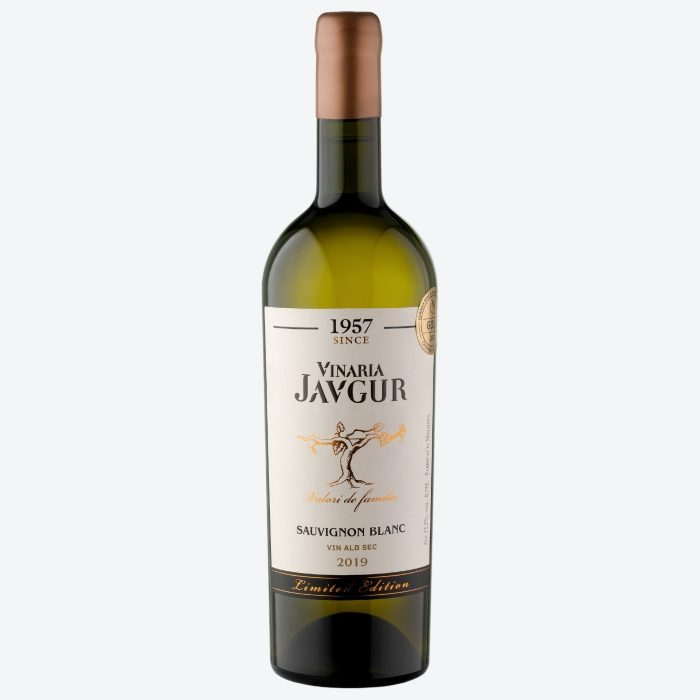 Vinaria Javgur Sauvignon Blanc 2018