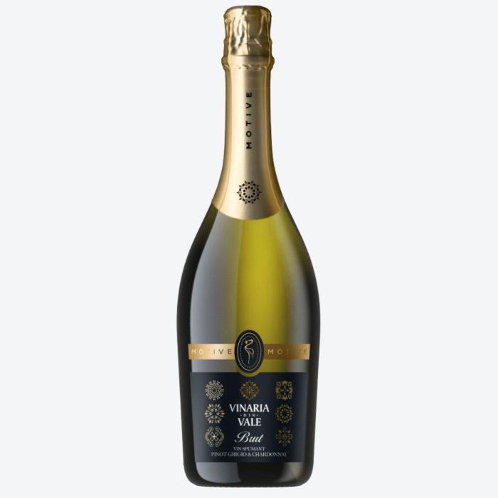 Vin Spumant Vinaria din Vale Brut Chardonnay Pinot Grigio 2019