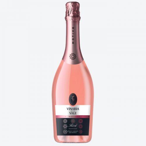 Vin Spumant Vinaria din Vale Rose Demisec Pinot Grigio 2020