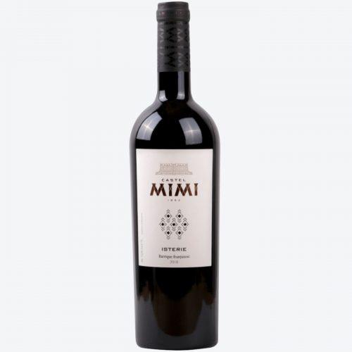 Castel Mimi Isterie Cabernet Sauvignon Feteasca Neagră Malbec Merlot Pinot Noir Rara Neagră Saperavi 2018