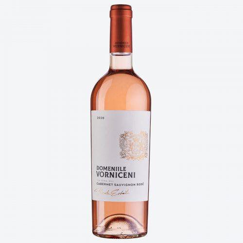 Domeniile Vorniceni Rose Cabernet Sauvignon 2020