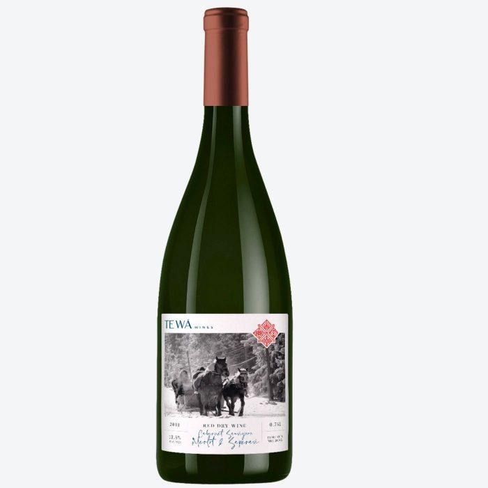 TE WA Wines – Cabernet Sauvignon Merlot Saperavi 2018